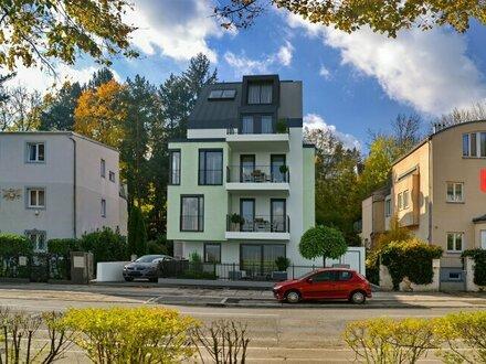 Hochwertige Wohnung mit Balkon / Anlage!