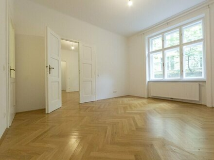 klassische Altbauwohnung | 2 getrennt begehbare Zimmer