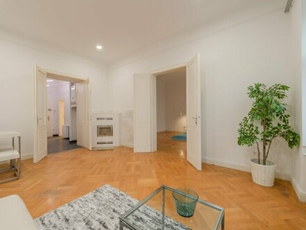++NEU++ bezugsfertige 3-Zimmer Altbauwohnung, perfekte Raumaufteilung!!