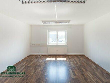 Kleines Einraumbüro (wahlweise Büroensembles) im Industriegelände Wals-Siezenheim
