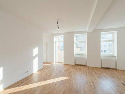 ++NEU++ Top-sanierter 3-Zimmer ALTBAU-ERSTBEZUG, hochwertige Ausstattung, optimaler Grundriss!! 8m² Balkon