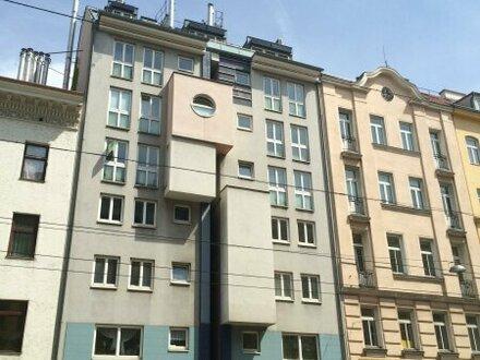 ANLAGE! 123 m² Geschäftslokal mit großen Schaufenstern in frequentierter Lage des 9. Bezirks