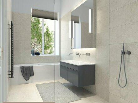 NEW PRESTIGE - Exklusive 3-Zimmer Wohnung mit perfekter Aufteilung in zentraler Lage am unteren Belvedere (Erstbezug)