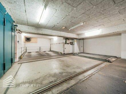 Garagenstellplatz in bester Lage des 18. Wiener Bezirks