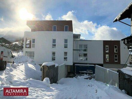 Marktgemeinde Irdning: 51m² Neubau (Ferien-)Eigentumswohnung mit Loggia
