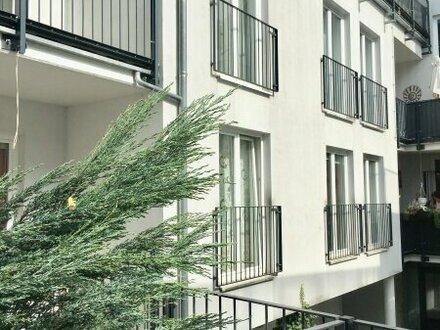 Schöne 2 - Zimmer-Terrassen-Wohnung mit Garten im Zentrum von Wels