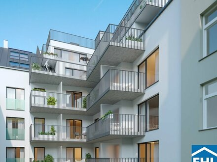 Modernes Neubauprojekt in Augarten Nähe