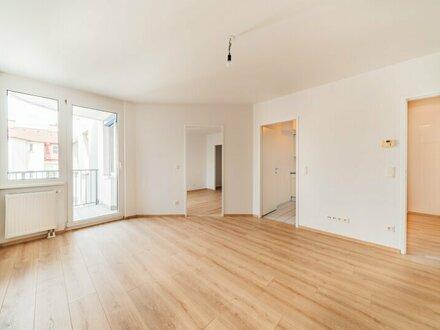 TOP sanierte 2-Zimmer Wohnung mit Balkon in 1100 Wien zu verkaufen!