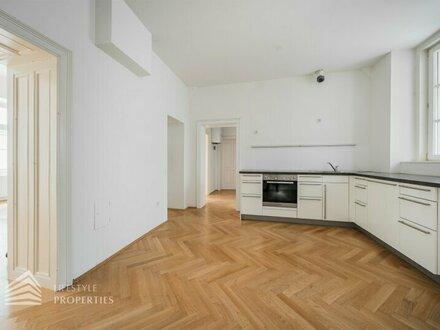 Unbefristete 2-Zimmer Altbauwohnung in Josefstadt