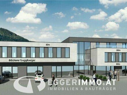 Neubau G7 Gewerbepark: Moderne Geschäftsfläche in Kaprun zu vermieten