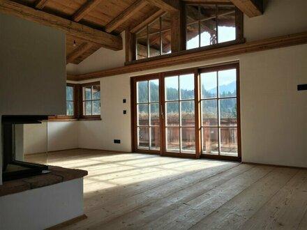 Kitzbüheler Landhaus mit Ambiente