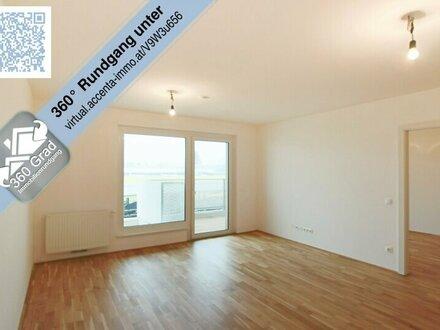 Sonnige 2-Zimmer Wohnung mit Balkon - Ideal auch für Anleger!