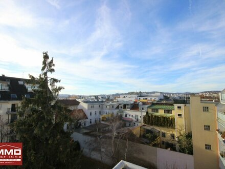 Luxurious duplex with amazing Vienna views from the terrace!