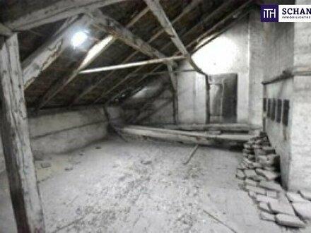 Jetzt zugreifen + Einzimmer-Eigentumswohnung und attraktiver Rohdachboden in 1160 Wien