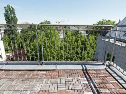 Sonnige Maisonette-Wohnung mit Terrasse - Speisinger Straße