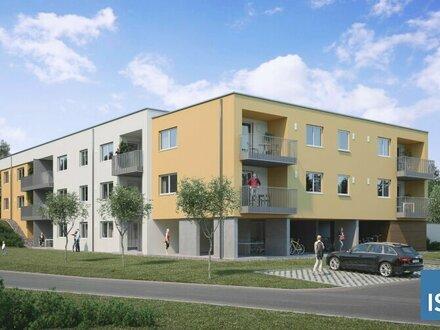 Neubauprojekt in Waizenkirchen, gemütliche 2-Raumwohnung im Mietkauf-Modell, Top 7 u. 13