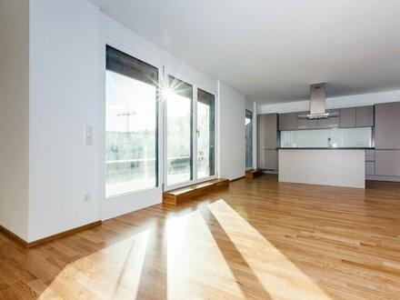 Goldegg Gardens: 151m² Dachwohnung + 29m² Terrasse - 1040 Wien