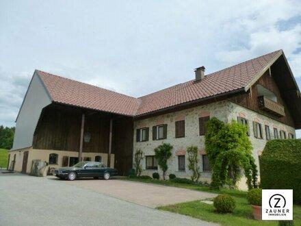 RARITÄT:Altes Bauernhaus vom Feinsten – Arbeiten und Wohnen unter einem Dach