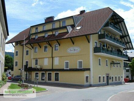 Schöner wohnen im Marmordorf Adnet: moderne 2-Zimmer-Wohnung mit Balkon