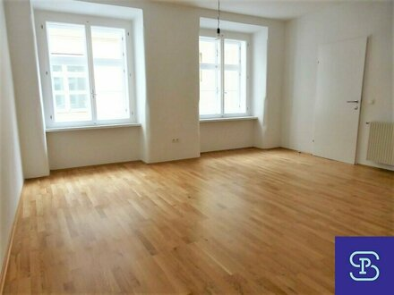 Erstbezug: 64m² Altbau mit Einbauküche in Topruhelage - 1010 Wien