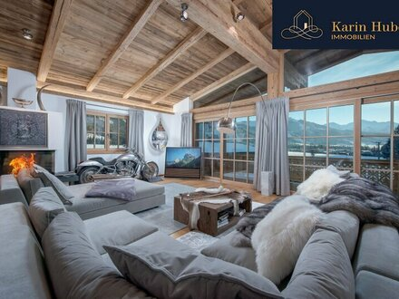 Traumhaftes Landhaus Chalet am Pillersee