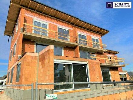 Letzte verfügbare Einheit- Hochmoderne ca. 120m² große Neubauwohnung! 5 Zimmer-Penthouse!