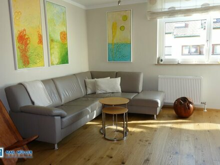 Wohnen in seiner schönsten Art! Charmante 4-Zimmer-Wohnung in Aigen & Tiefgarage