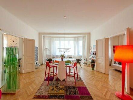 ++NEU++ 4-Zimmer Stil-Altbauwohnung in absoluter Bestlage, wunderschöner Stilaltbau!