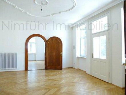 Große 5-Zimmer-Etagen-Altbauwohnung im Andräviertel
