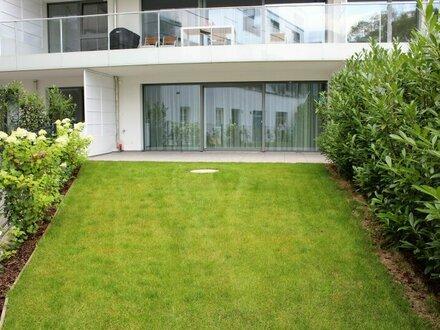 Stylische Gartenwohnung in Nonntal - Provisionsfrei