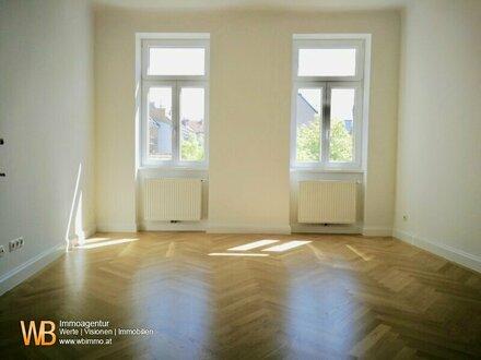 ERSTBEZUG! 75 m² mit hochwertiger Ausstattung in einem traumhaften Altbau! Ruhige Lage!
