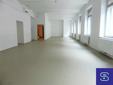 Stylisches 162m² Büro mit Klima und Fernwärme in Toplage - 1060 Wien