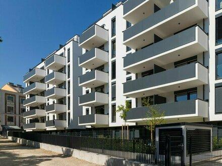 Neubaumiete Nähe U4 - 2 Zimmer mit neuer Küche (70) - PROVISIONSFREI direkt vom Bauträger
