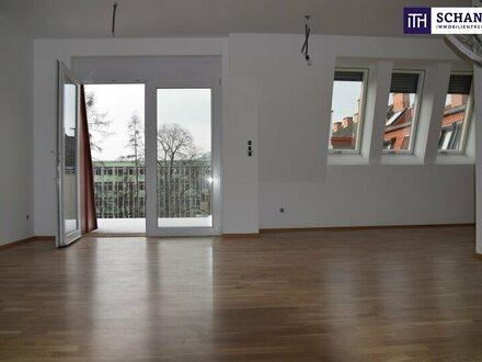 ***ITH #EXQUISITER ERSTBEZUG! Neubau-Dachgeschosswohnung + Balkon + Perfekte Raumaufteilung + Lichtdurchflutet!