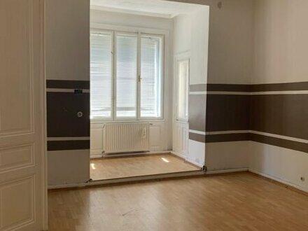 3 Zimmer-Altbauwohnung ! optimaler Grundriss!
