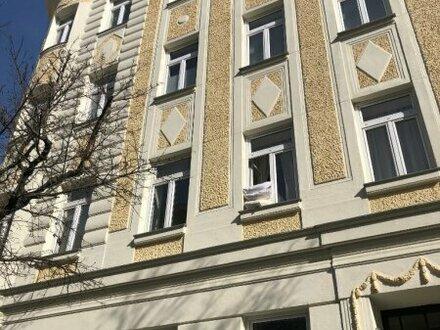 Investition in die Zukunft! Vermietete 3-Zimmer-Altbauwohnung im 14. Bezirk!