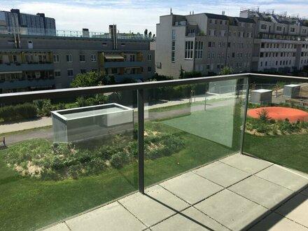 helle 2-Zimmerwohnung mit Gartenblick PROVISIONSFREI ! Erstbezug