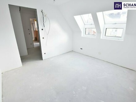 TOLL! High Five in Margareten! Ab ins Dachgeschoss und ein neues Wohnerlebnis genießen! Bestausstattung + Hofseitige Terrasse…