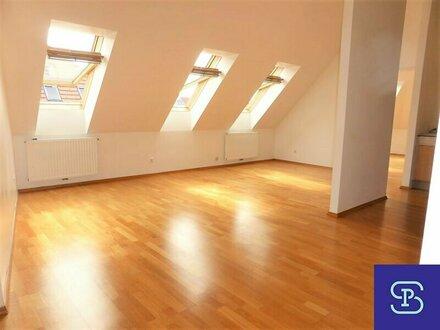 Unbefristete 73m² DG-Wohnung mit 3 Zimmern und Lift - 1050 Wien