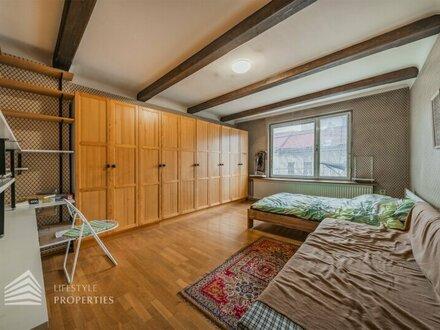 Sanierungsbedürftige 2-Zimmer Wohnung, Nähe Reumannplatz