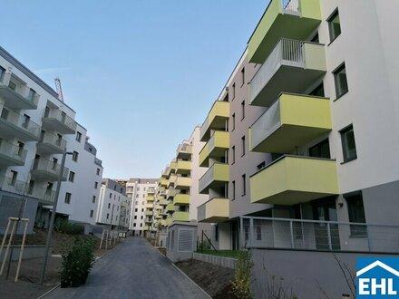 ERSTBEZUG - Wohnen im grünen Oberlaa mit direkter U1-Anbindung