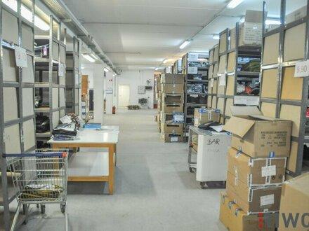 Firmenstandort! 480m² Verkaufshalle mit Büro!