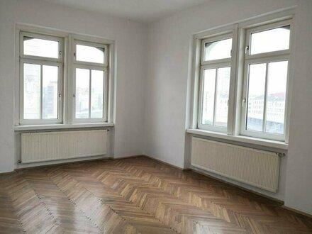 Fruethstraße/Wällischgasse! Freundliche 2-Zimmer Altbau- Eckwohnung im 3. Liftstock - T28