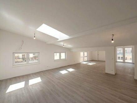 ++NEU++ Außergewöhnliche Bürofläche mit Terrasse, ERSTBEZUG in Top-Lage!
