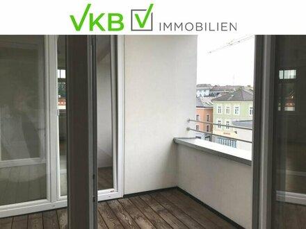 Top-Moderne und sehr helle Mietwohnung mit innovativer Raumaufteilung, Zentrumslage!