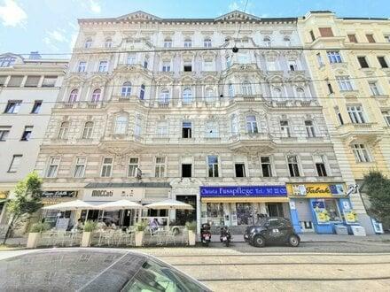 ++NEU** Porzellangasse, Wohnung in Bestlage des Servitenviertels, 5-Zimmer + großer Vorraum+ Balkon