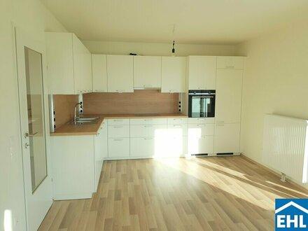 ERSTBEZUG - Schöne 3-Zimmerwohnung im trendigen Sonnwendviertel mit DAN-Küche