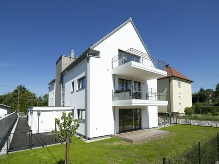 Moderne 5-Zimmer-Gartenwohnung in Liefering