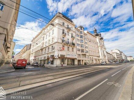 Sanierungsbedürftiges Gewerbeobjekt für alle Branchen in der Josefstadt