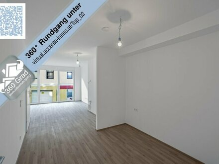 Nähe Alte Donau! Moderne Neubauwohnung für Singles!
